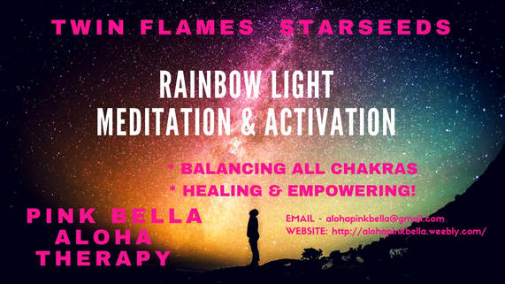 Pink Bella Aloha Therapy - ASCENSION * AKASHIC RECORDS * 12 CHAKRAS